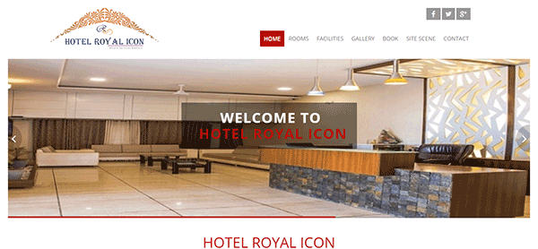 Hotel Royal Icon